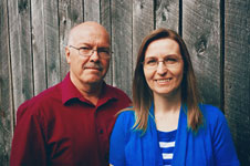 Pastor Mark and Kelly Carter