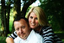Pastor Ricky and Jenny Morris